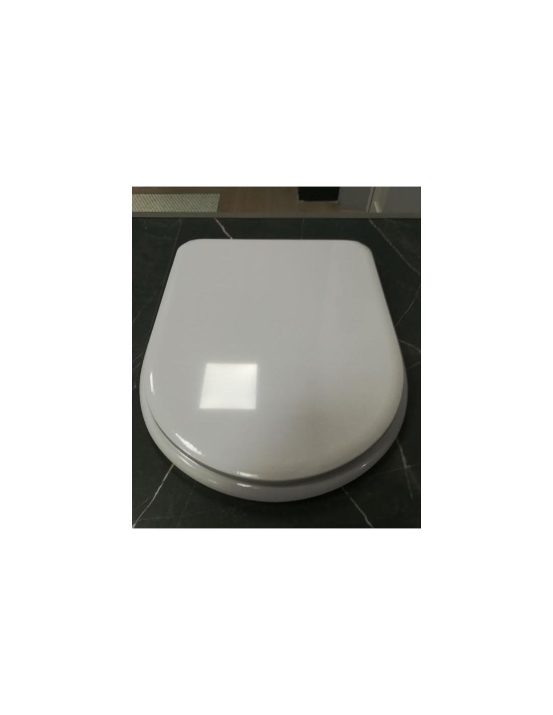 Sedile Wc Dolomite Fleo.Seat Wc Dolomite Clodia Adaptable In Resiwood Tapadelwater Com