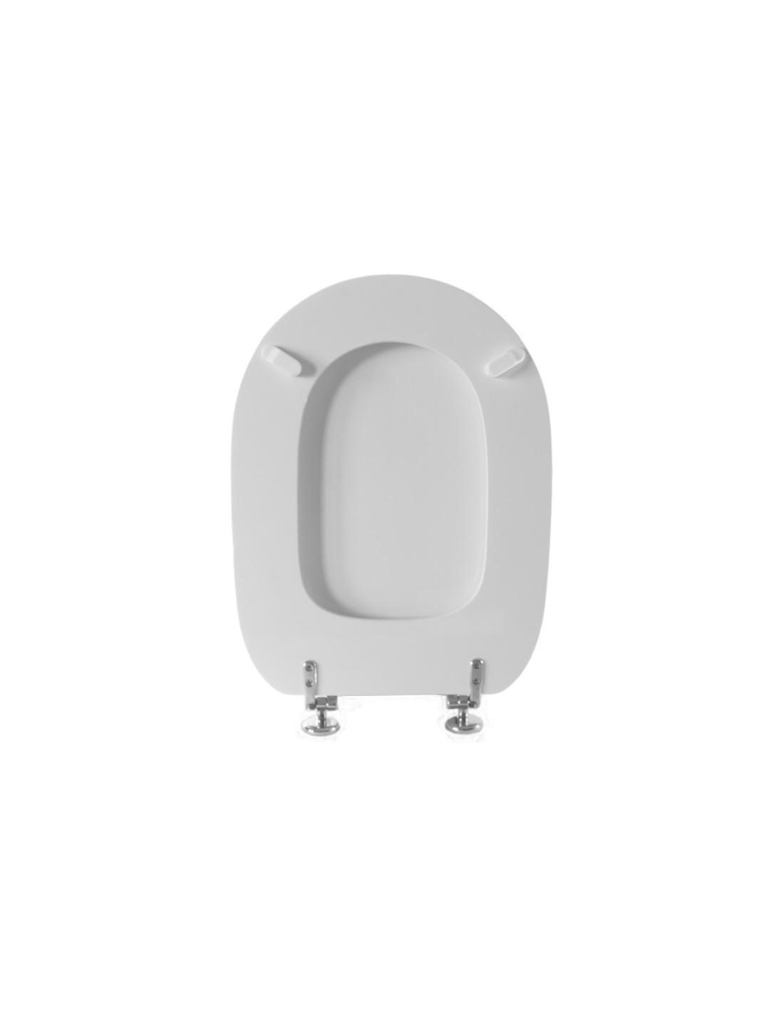 Seat Wc Ideal Standard Liuto Adaptable In Resiwood Tapadelwater