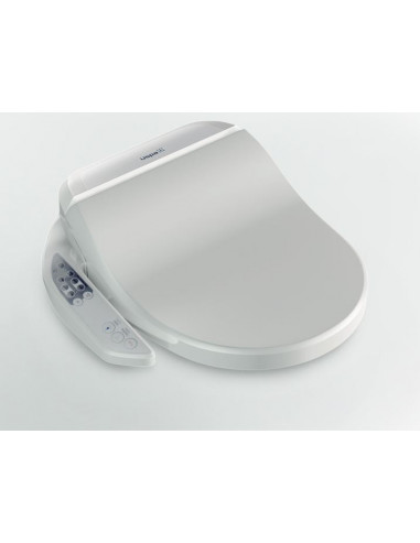 Tapa wc higiene ntima roca zoom adaptable for Tapa water roca