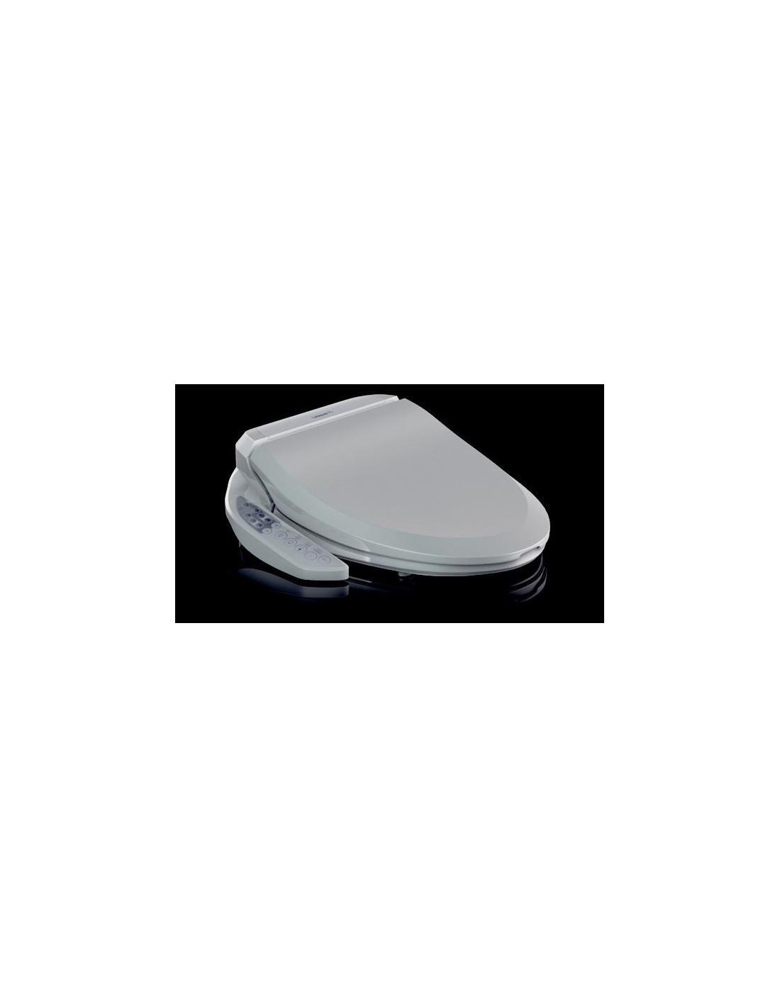 Tapa wc higiene ntima roca lucerna adaptable for Tapa water roca