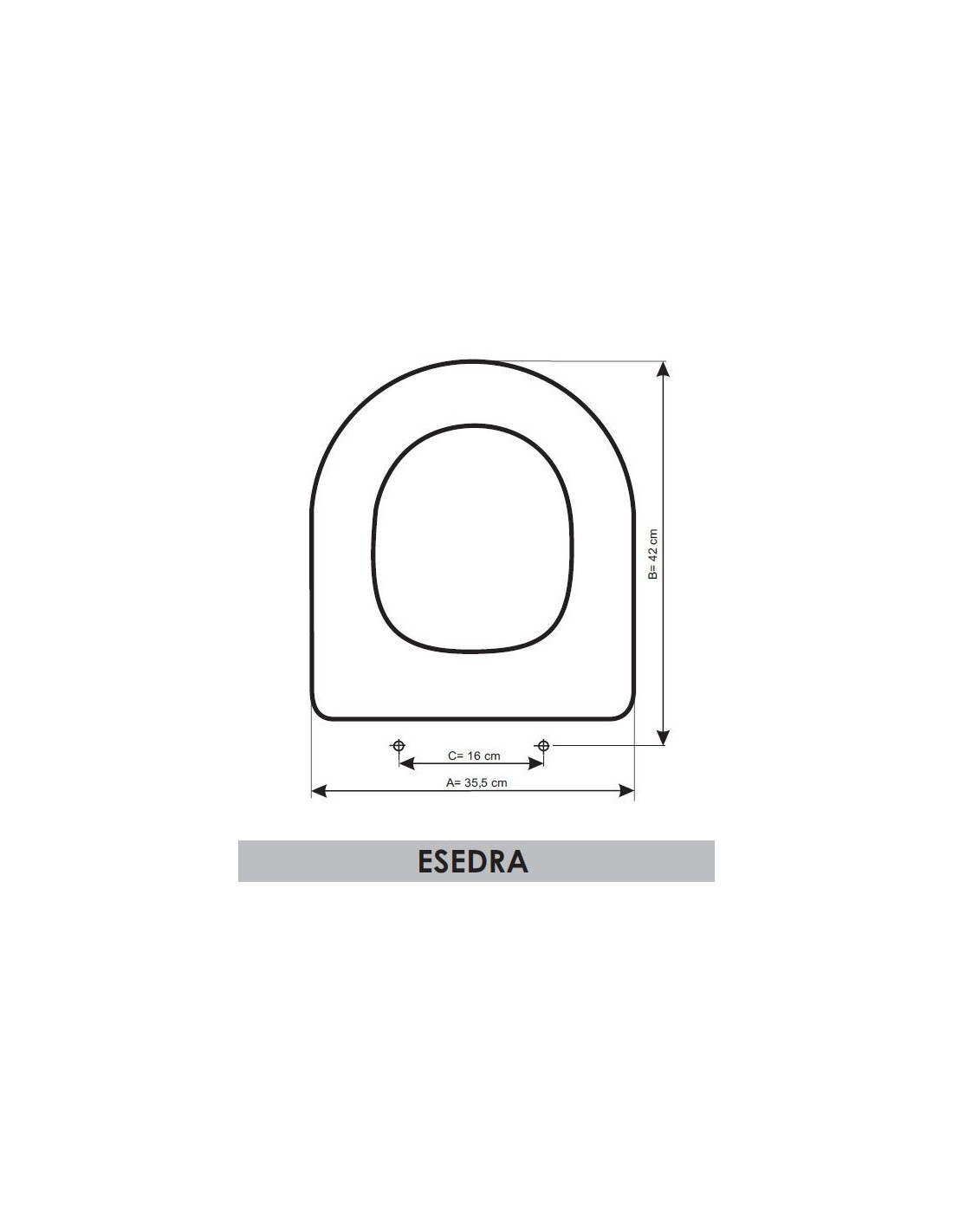Serie Esedra Ideal Standard Of Seat Wc Ideal Standard Esedra Adaptable In Resiwood