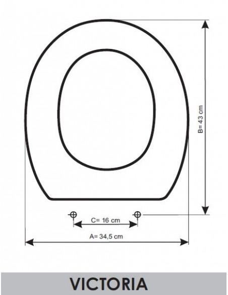 ROCA VICTORIA (ADAPTABLE A801B6000B)