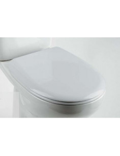 TAPA WC IDEAL STANDARD ECCO ADAPTABLE EN DUROPLAST