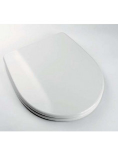 TAPA WC IDEAL STANDARD REFLECTIONS ADAPTABLE EN DUROPLAST