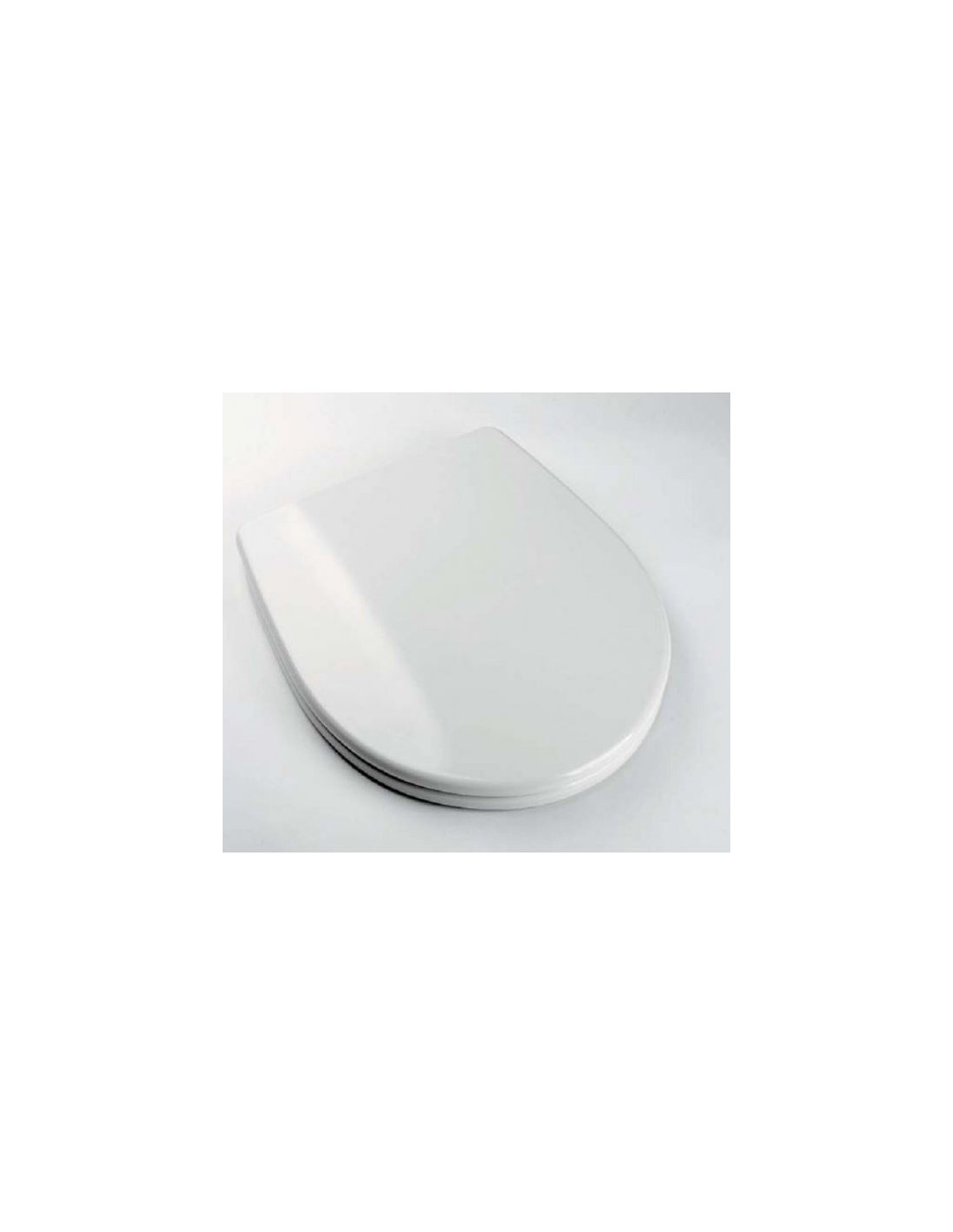 Sedile Wc Ideal Standard.Sedile Wc Ideal Standard Reflections Adaptable In Duroplast