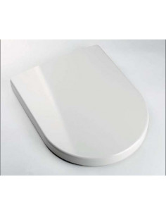 TAPA WC IDEAL STANDARD RECTO ADAPTABLE EN DUROPLAST