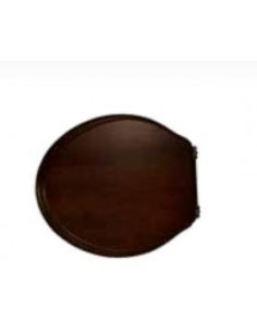 TOILET SEAT KENNY U0026 MASON DARK OAK ORIGINAL