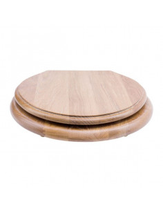 TOILET SEAT KENNY & MASON LIMED OAK ORIGINAL