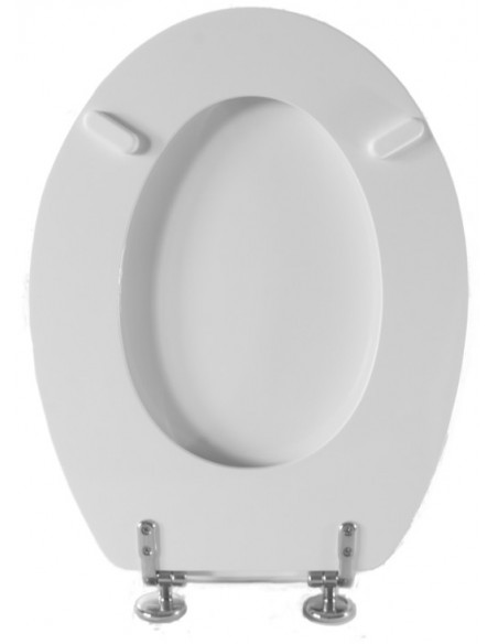SEAT WC ETRURIA SIRIO ADAPTABLE IN RESIWOOD